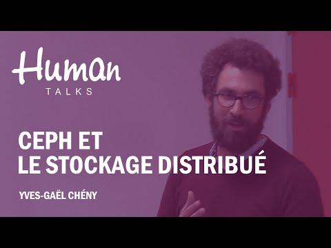 Ceph et le stockage distribué