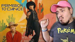 BTS PERMISSION TO DANCE MV REACTION