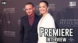 Liam Payne - Fifty Shades Freed Premiere Interview