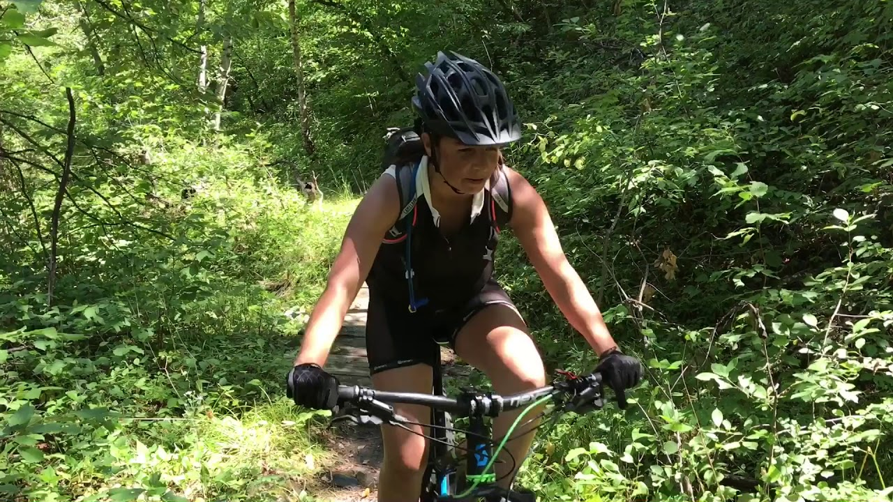 Storm Mountain Bike Trails Black Hills South Dakota Youtube