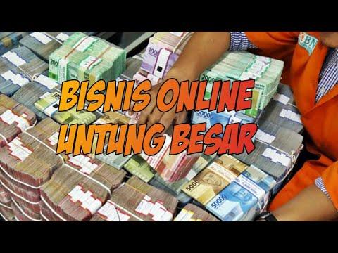 BISNIS ONLINE UNTUNG BESAR !!! - YouTube