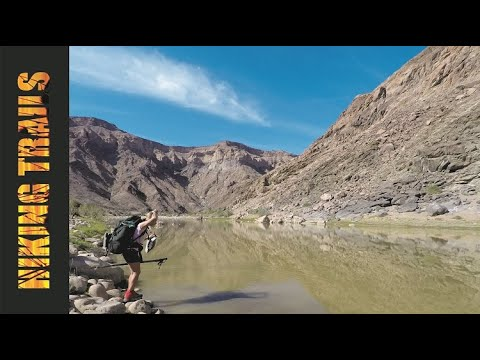 Hiking The Fish River Canyon