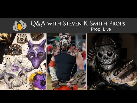 Prop: Live - Q&A with Steven K Smith Props - 12/16/2015