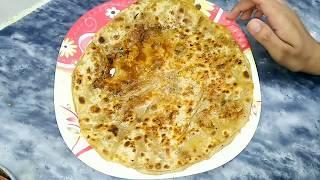 Mooli ka paratha khasta aur assn A must try recipe