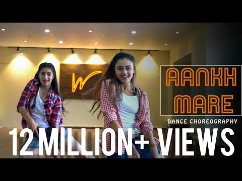 Aankh MareyDance Choreography ft Janki BodiwalaNeha kakkarRanveer SinghSimmba