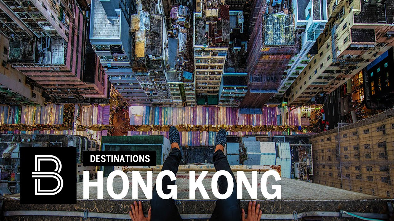 Let's Go - Hong Kong