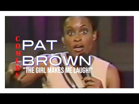 Comedian Pat Brown - Bet Comic View - New Orleans