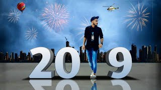 Happy New Year Editing PicsArt 2019 |  PicsArt Editing Tutorial