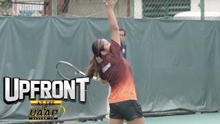 Lawn Tennis | Upfront at the UAAP