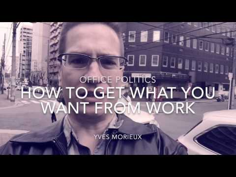 Office Politics - Yves Morieux - When did you lose your love for work?
