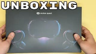 Oculus Quest Unboxing - What's It Come With?!