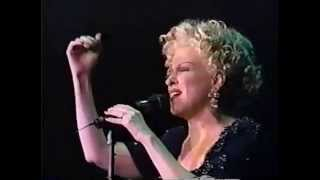 Bette Midler - Wind Beneath My Wings - Experience The Divine Tour  -1993