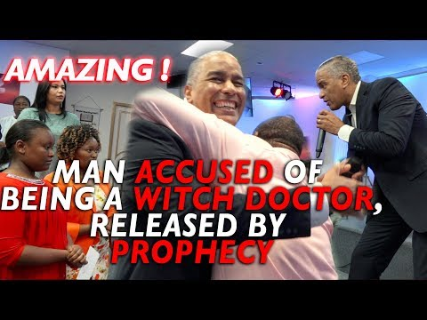Man Accused of  being a Witch Doctor, Released by  prophecy/ Ed Citronnelli