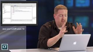 Java and ColdFusion 10