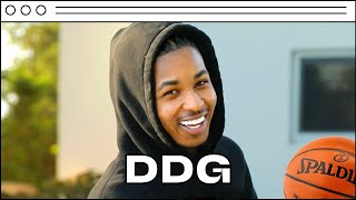 Playing Basketball w/ DDG, Talks Clout Chasers, New Music (1on1 Interview)