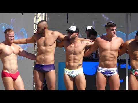 DJ Tommy Love, Papa Wild Pool Party, Eliad Cohen & The PAPA Dancers