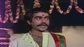 Sundar Krishna Urs Best Scenes || Etu Eduretu Kannada Movie || Kannadiga Gold Cinema