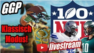 Klassisch LTM! | Komplettes NFL Set im Shop! | Skins da zu 100. NFL Season! | Fortnite Live