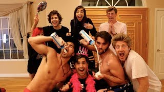 JOSH PECK'S BACHELOR PARTY!!!