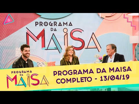 Programa da Maisa | Completo (13/04/19)