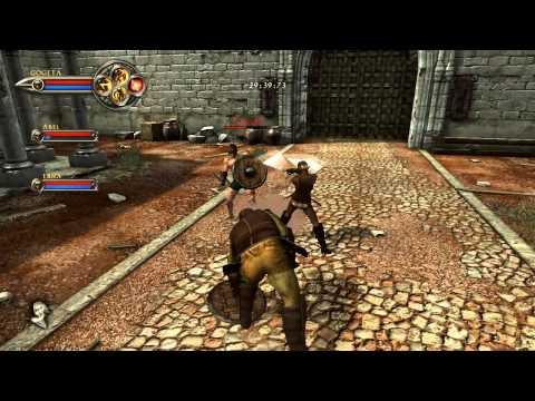 Clan Of Champions gameplay - GogetaSuperx |