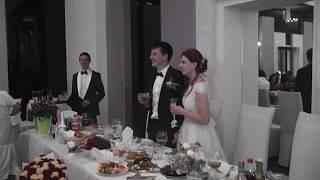 Свадьба Романа и Виктории часть 1.
