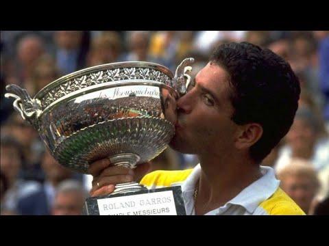 Roland Garros 1990 : Morceaux choisis.