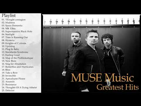 Muse Greatest Hits Full Album _ Best Songs Muse Music - New Collection