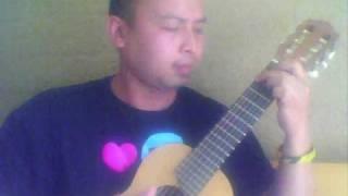 Iman Ulle - Light Bluess With Guitalele