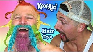 Baixar KOOL AID Hair And Beard Dye! Makeover/Vlog