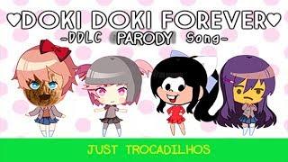Doki Doki Forever, com trocadilhos e stickers - Dublado PT-BR por Branime Studios