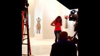BTS: Actress V BrownCommercial Shoot Thumbnail