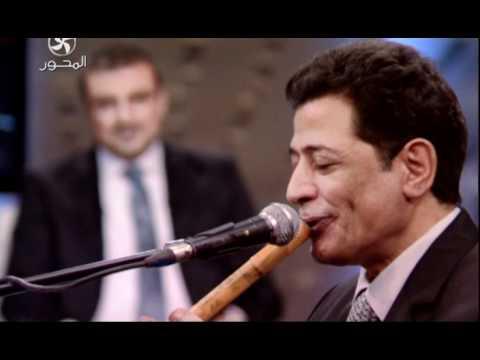 ابداع عازف الكوله و الناى عبد الله حلمى فى برنامج 90 دقيقه