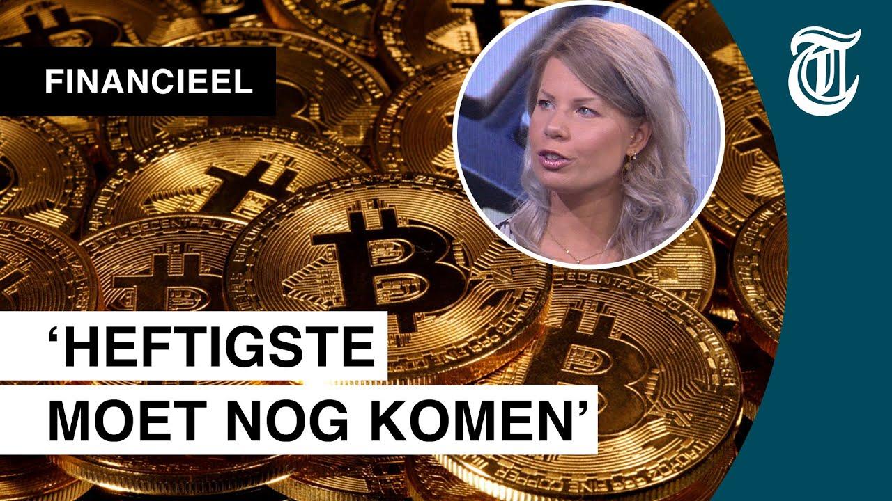 'Bitcoin kan opveren bij aanstaande financiële crisis'
