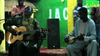 Abou Diouba Deh à La Case lors de la seconde édition de La Nuit du Fouta