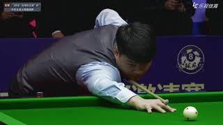 Zhang Kunpeng VS Wang Yun VS Chen Qiang - Final - Part 1 - 2018 CBSA Chinese Nine Ball Masters