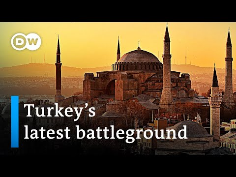 How the Hagia Sophia became Turkey's latest political battleground | DW News