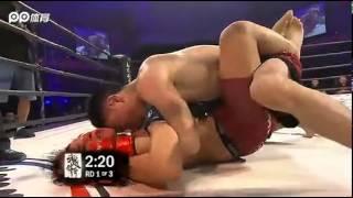 Kai Kara France vs Danaa Batgerel 11 Legend