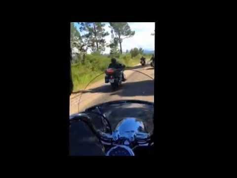 Поездка на мотоциклах Иркутск-Култушная-Иркутск
