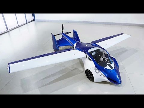 World's first flying car to debut in Monaco