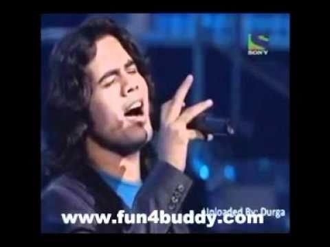 bheegi si bhagi si indian idol 5 antra mitra and nushad (www.fun4buddy.com)