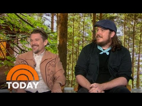 Ethan Hawke And Ben Dickey Talk New Film 'Blaze' | TODAY Mp3