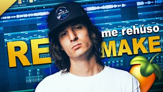 Danny Ocean - Me rehusó (FL Studio remake) (FREE FLP)