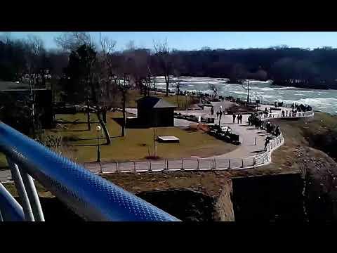 Niagara Falls in winter #1 شلالات نياجرة في الشتاء