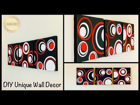 diy-unique-wall-decor|-gadac-diy|-wall-hanging|-craft-ideas-for-home-decor|-diy-crafts|-paper-crafts