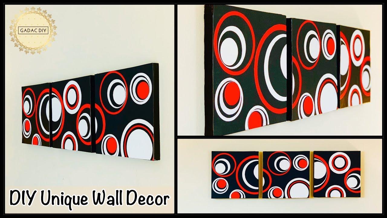 Diy Unique Wall Decor Gadac Hanging Craft Ideas For Home Crafts Paper