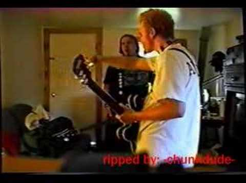 The Ataris From 1997 - Bite My Tounge - Kris Roe's Bedroom