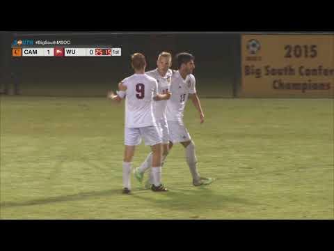 Winthrop vs Campbell Men's Soccer