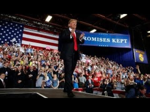 Trump plans eight-state campaign blitz ahead of midterms