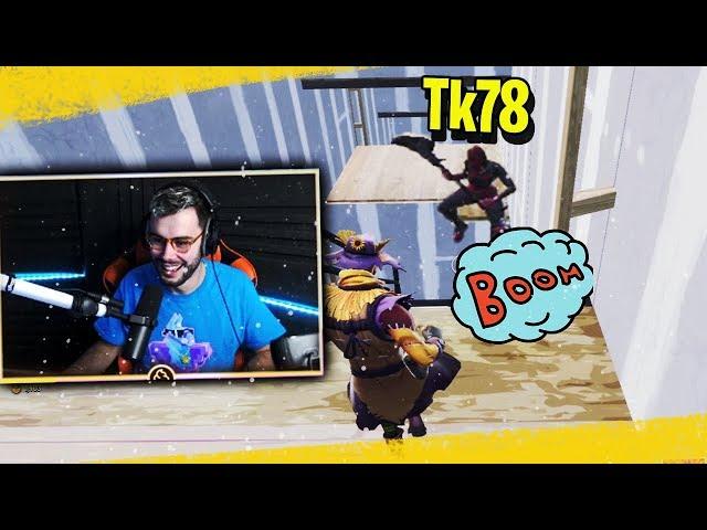 TK M'IMPRESSIONNE SUR CE DEATHRUN ! (ou pas ...)